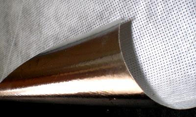 Фольга, покровный слой для ППУ ТИС