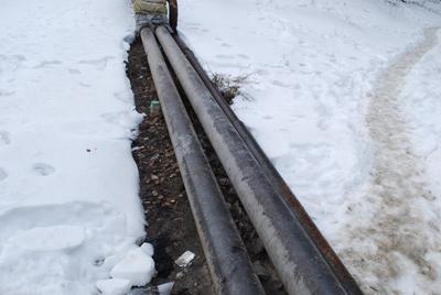 Керамоизол тает снег от энергоэффективности